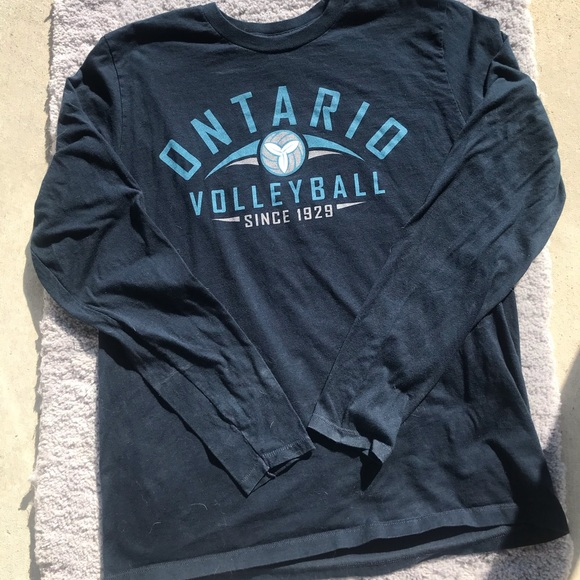 Exclusive Ontario Volleyball Long-Sleeve Shirt